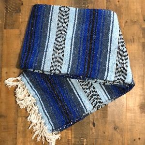 Authentic Mexican blanket -new